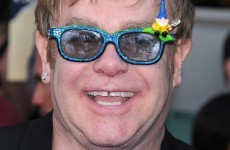 14 reasons why Elton John is totally ridiculous