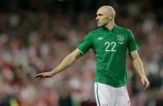 Ireland v Austria: Trapattoni bets the house on Sammon