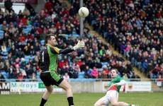 Watch Mayo's great counter-attacking goal from last Sunday