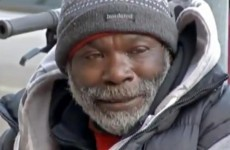 Homeless man does good deed, is reunited with family and given $188k