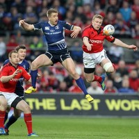 'I'd prefer Mountjoy': Rugby fans react to Luke Fitzgerald's proposed Munster move