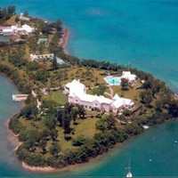 Photos: Here's an �11 million island up for sale in Bermuda