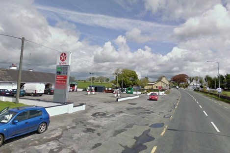 File image of the village of Turloughmore, Co Galway.