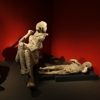 Photos: Exhibition examines daily lives destroyed by Vesuvius