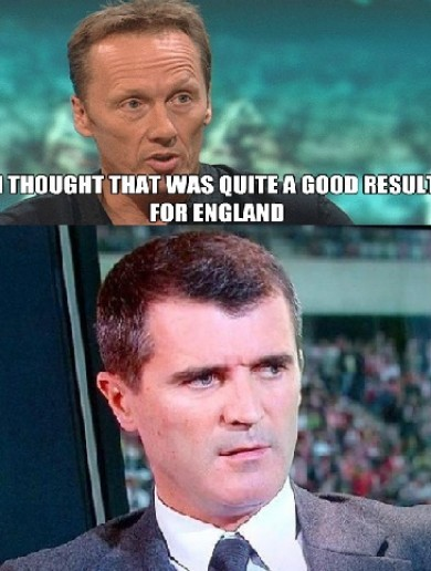 Roy Keane: England need a reality check