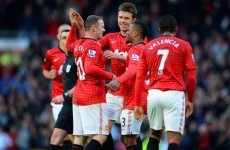 Alex Ferguson sets record Premier League points total for title-chasing Man Utd