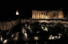 Police: Bomb explodes near Acropolis in central Athens