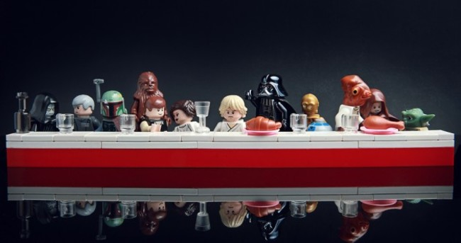 12 Last Supper recreations for you to ponder