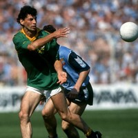 Remember Kevin Foley's famous goal for Meath in 1991?