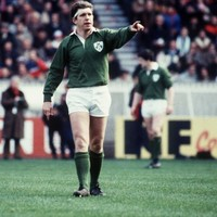 1972, the year 'The Troubles' wrecked Ireland's Grand Slam hopes