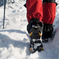 Two climbers rescued from snow gully in Derry