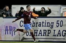 Drogheda and Dundalk play out thrilling Louth derby draw
