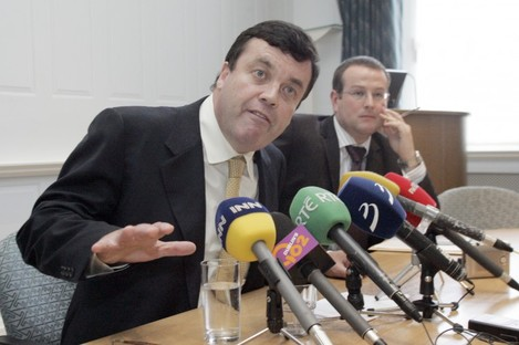 Brian Lenihan described Ireland's bank guarantee as the 'cheapest bailout in the world' - but the costs quickly mounted, and ended at €64.1 billion.