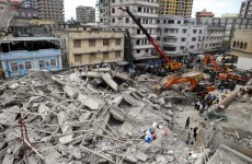 Five dead as 14-storey building collapses in Dar es Salaam