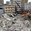 Five dead as 14-storey building collapses in Dar es Salaam