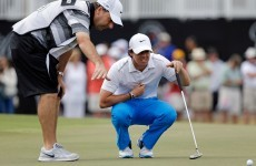 Rory McIlroy cuts it close in Houston, Wheatcroft leads