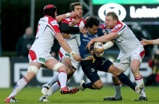 As it happened: Leinster v Ulster, RaboDirect Pro12