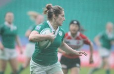 She's done it again! Miller hat-trick secures Sevens 1/4 final with All Blacks