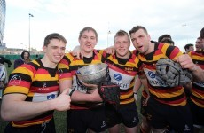 Lansdowne clinch Ulster Bank League with victory over Clontarf