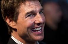 Tom Cruise is Irish now too