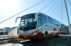 Bus Éireann investigating early-morning crash