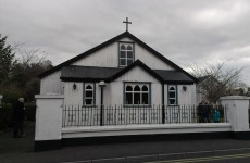 Blessed Sacrament stolen from Kildare church