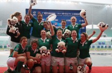 More silverware for Irish Women as they secure World Sevens Plate