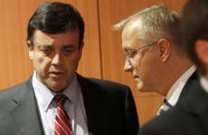 'Shock' among EU ministers over Irish default talk - Lenihan