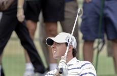 Stenson claims clubhouse lead at storm-hit PGA event, McIlroy matches best round