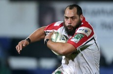 Ulster confident Afoa will be back, but Lutton ready to take another big chance