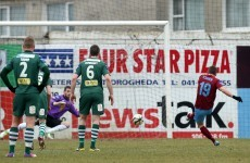 Airtricity League round-up: Derry keep pace at the top, Drogheda earn late point, Sligo win again