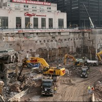 Authorities resume search for human remains in New York's 9/11 debris