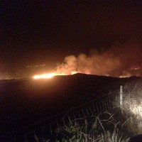 Galway gorse fires brought under control following overnight evacuations