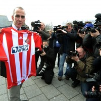 'I'm not in the House of Parliament' - Di Canio wants to talk about football, not politics