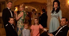 Really Mad Men: new pictures reveal lots of sour pusses for the new season