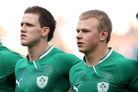 Craig Gilroy and Luke Marshall should feature in the Ulster backline.