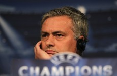 Mourinho wants goal drought to end against Galatasaray