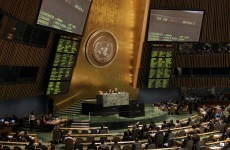 United Nations adopts global arms trade treaty