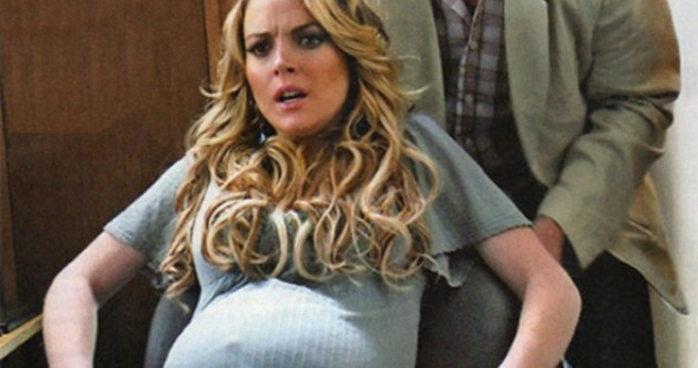 "The Dredge: An open letter to Lindsay Lohan about her ""pregnancy"""