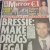 Bressie clarifies 'legalisation of cannabis' comments