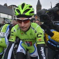 Sagan's podium 'bottom-pinch' inspires Slovak craze