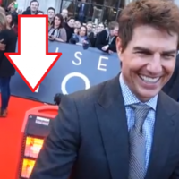 The Dredge:Meet the real star of the Tom Cruise red carpet... the heater