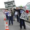 Connecticut passes 'toughest gun law in the US' after Sandy Hook massacre