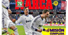 Madrid media declare Real's mission complete but Jose wary of 'miracles'