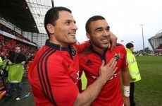 Heineken Cup: Zebo and Howlett may be 'game day' decisions for Munster