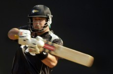 Former Ireland cricketer Jesse Ryder only hit once in assault, court hears