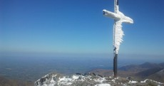 So, what's the weather like on Carrauntoohil?