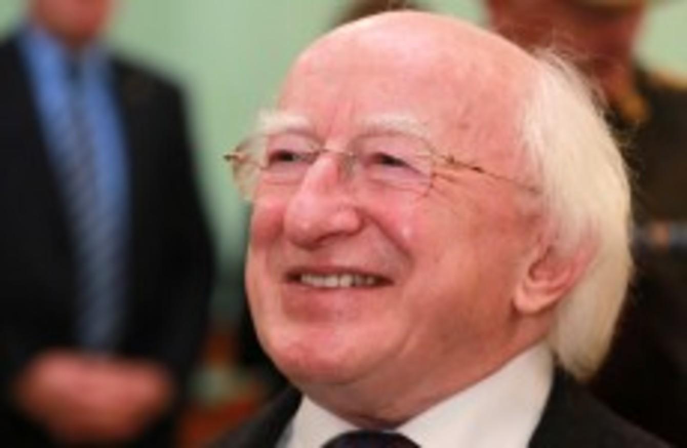 President Higgins named as patron of Irish Men's Sheds ...