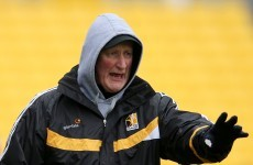 Cody to take break as Kilkenny boss after pre-planned cardiac surgery