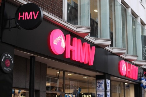 The new owners of HMV are keen to bring the chain back to Ireland - but a return to Grafton Street is unlikely.